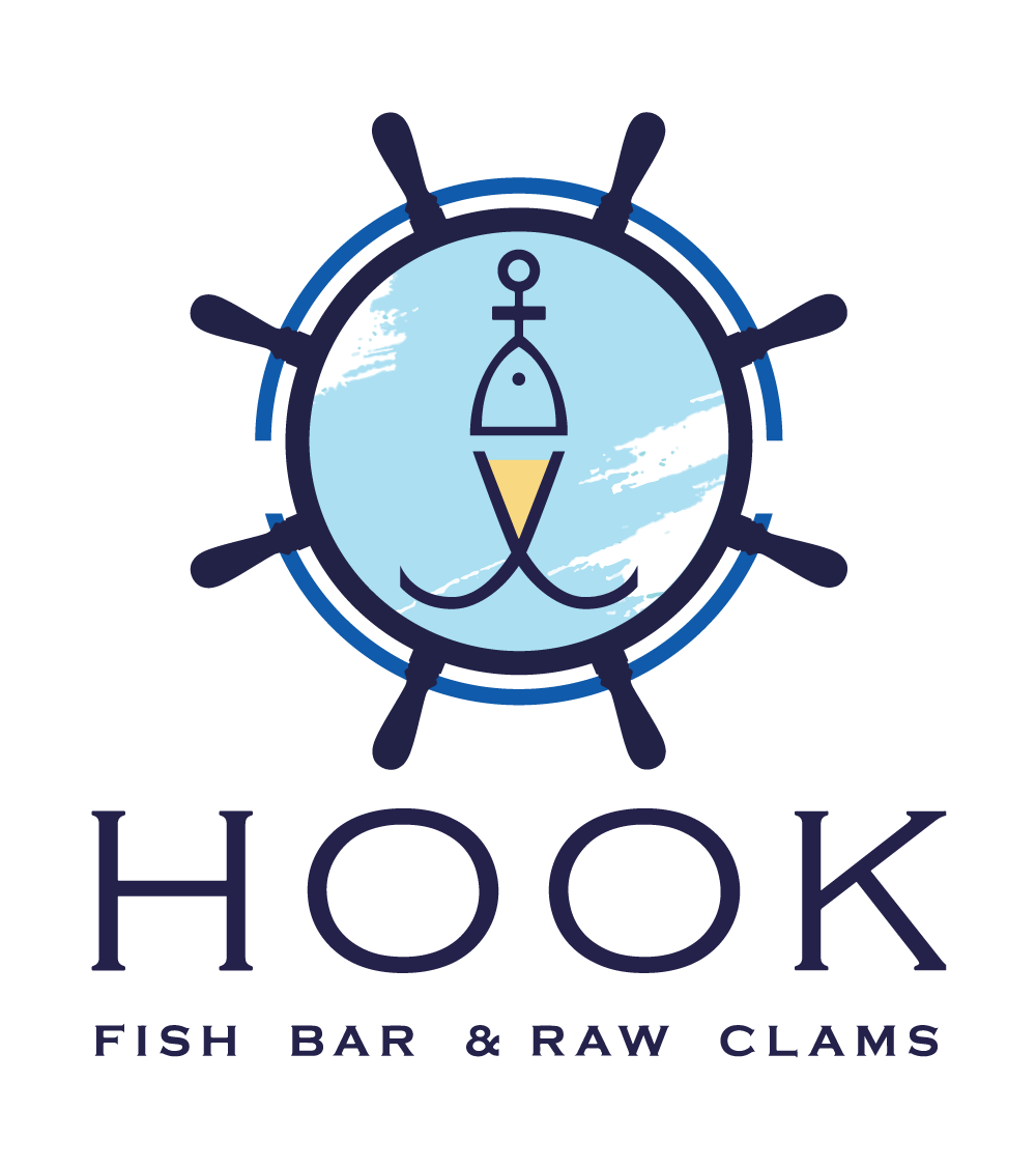 Logo Hook Fish Bar & Hook Prime